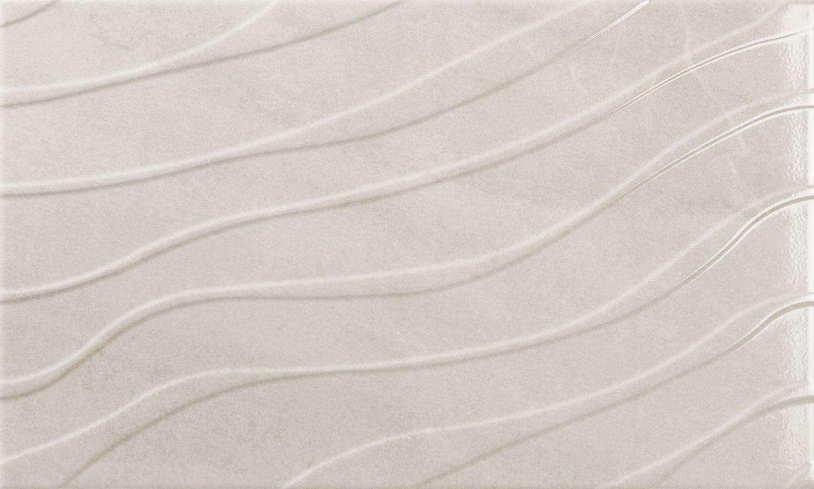 Faianță pentru baie Ecoceramic Origami Ona Perla 333x550 lucioasă gri / 10