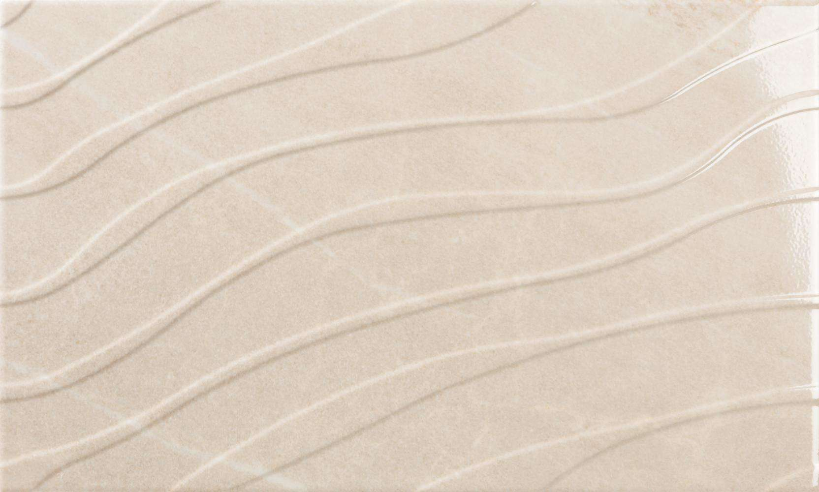 Faianță Ecoceramic Origami Ona Marfil 333x550 lucioasă bej / 10