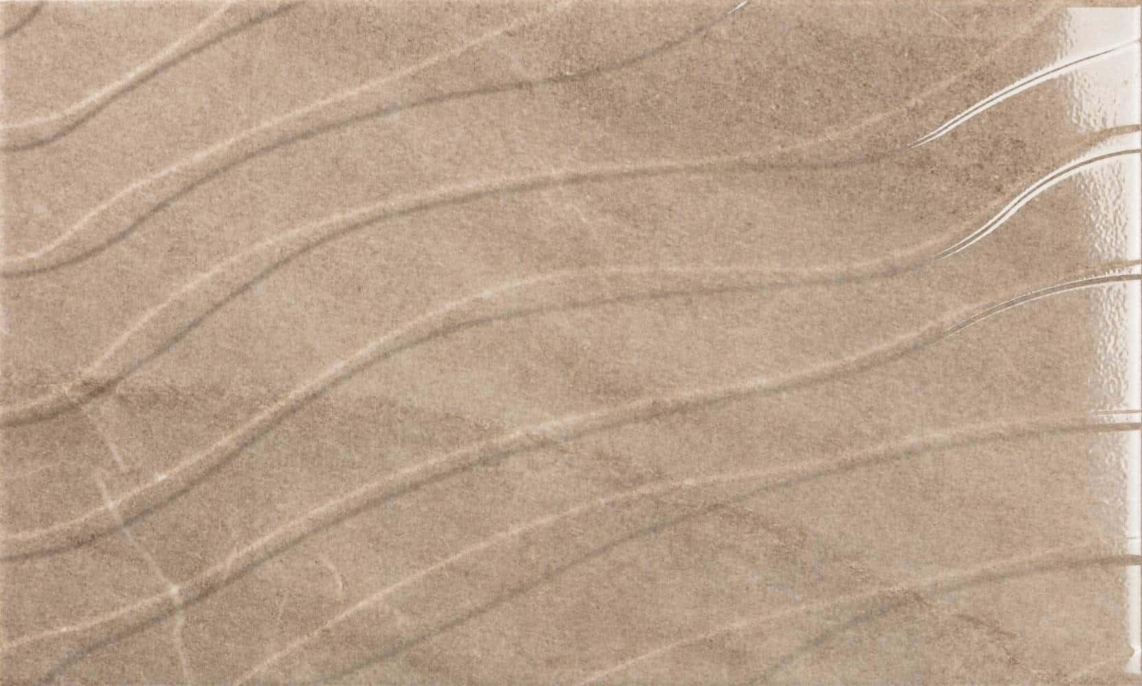 Faianță Ecoceramic Origami Ona Taupe 333x550 lucioasă maro / 10