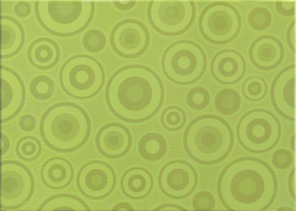 Decor Cersanit Sintia Decor Verde 250x350 lucioasă verde / 10
