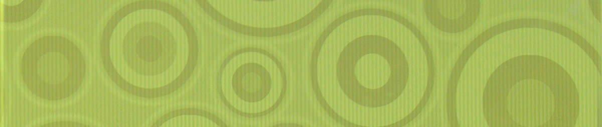 Decor Cersanit Sintia Decor Verde 50x250 lucioasă verde / 16