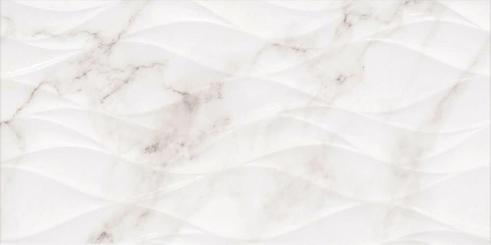 Faianță pentru baie Atem Bella Wave GRC 300x600 lucioasă gri / 9