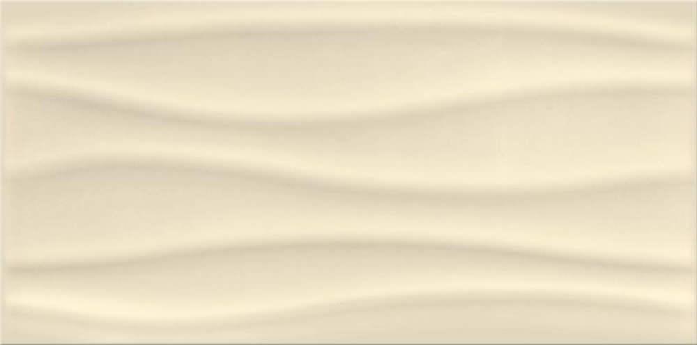 Faianță pentru baie Opoczno Flower Power Beige Glossy Wave 297x600 lucioasă bej / 7