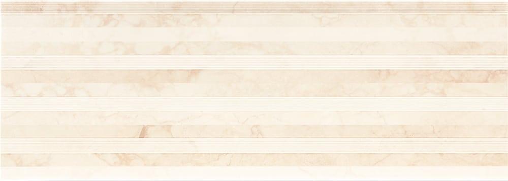 Faianță pentru baie Pamesa Atrium Deneb Deneb Band 250x700 texturată și lucioasă bej / 9