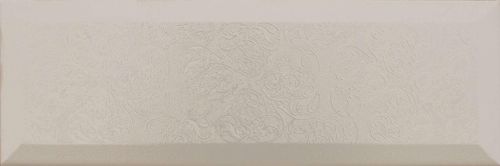 Faianță pentru baie Absolut Keramika Vintage Crema Decor 150x450 satin bej / 2