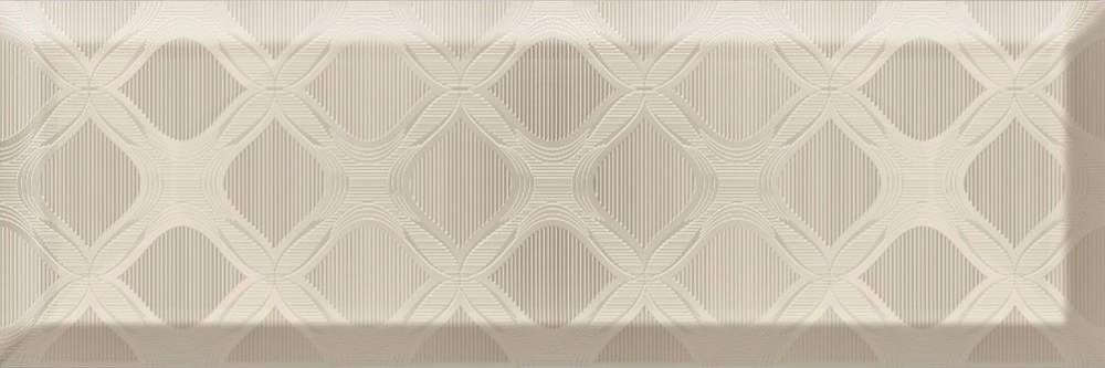 Faianță pentru baie Absolut Keramika Vintage Decor Ornamental Crema 150x450 satin bej / 6