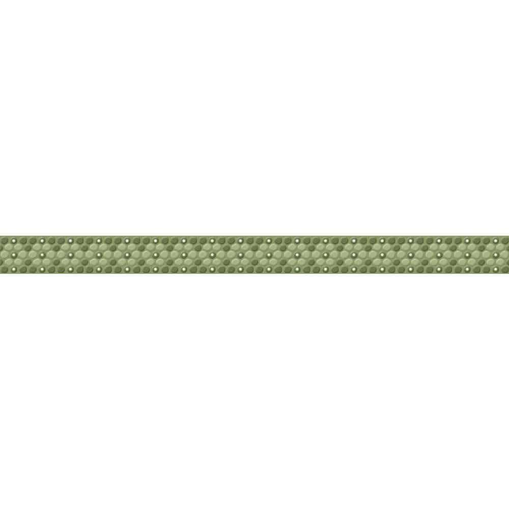 Decor Cersanit Andrea Decor Green 30x400 lucioasă verde / 20
