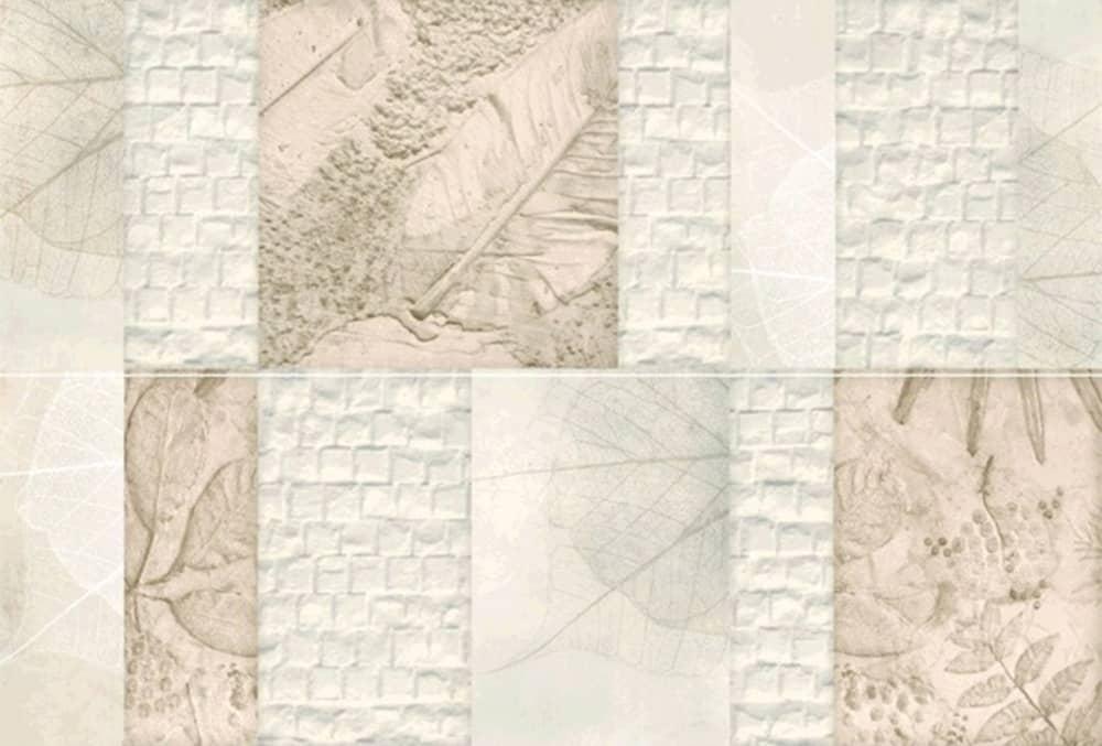 Faianță pentru baie Undefasa Celsea Decor Fosil-2 Beige 250x750 texturată și mată bej / 2
