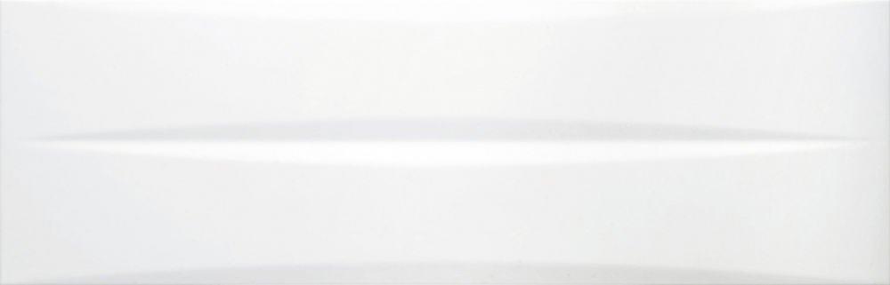 Faianță pentru baie Benadresa Blancos Luminier Brillo 280x850 texturată și lucioasă alb / 6