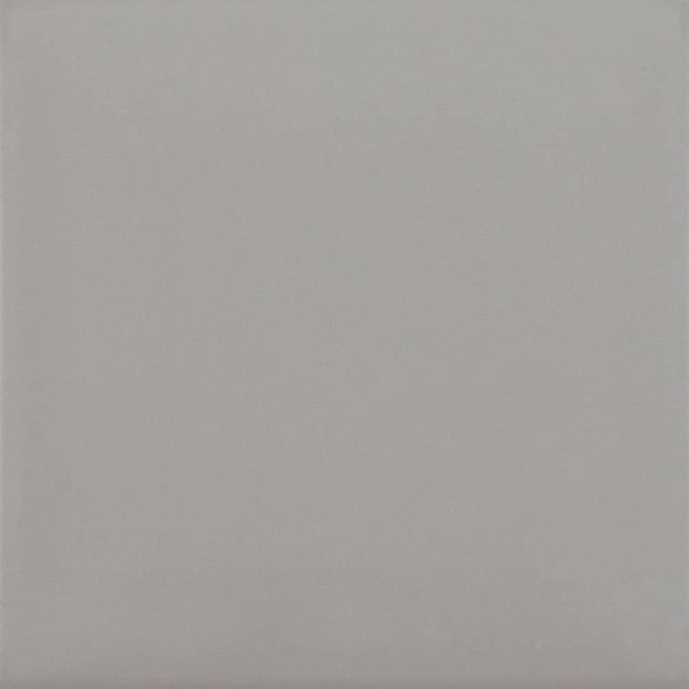 Faianță pentru baie Ceramica Cas Tender Atmosfera 150x150 satin gri / 44