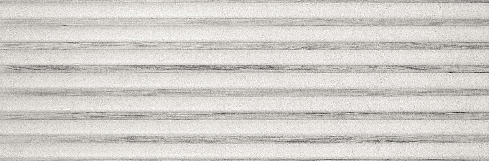 Faianță pentru baie Benadresa Polis Olimpo Perla Decor 333x1000 texturată și mată gri / 4