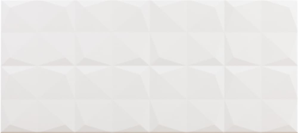 Faianță pentru baie Pamesa Atrium Mys Relief Blanco Mat 360x800 texturată și mată alb / 4