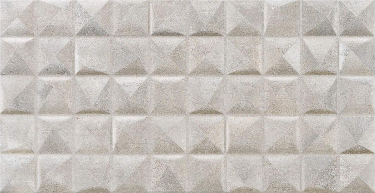 Faianță pentru baie Pamesa Cunex Cement 303x605 texturată și satin gri / 7