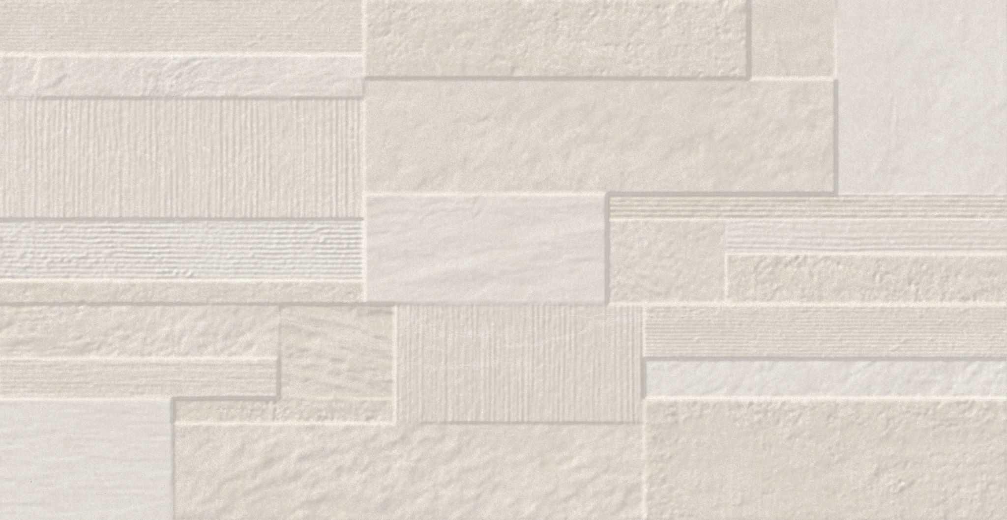 Faianță pentru baie Saloni Move Shake Marfil 310x600 texturată și mată bej / 5