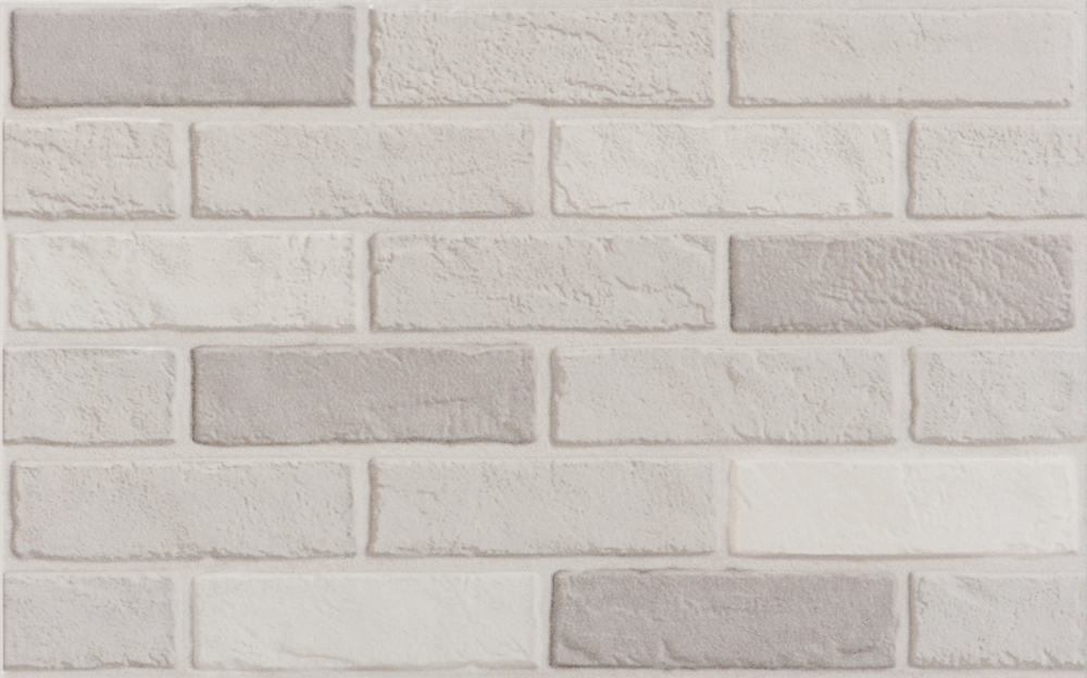 Faianță pentru baie Cersanit Margo Structure 250x400 mată gri / 12