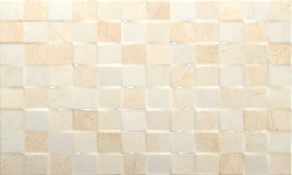Faianță pentru baie Pamesa Atrium Italia Relief 333x550 satin bej / 10