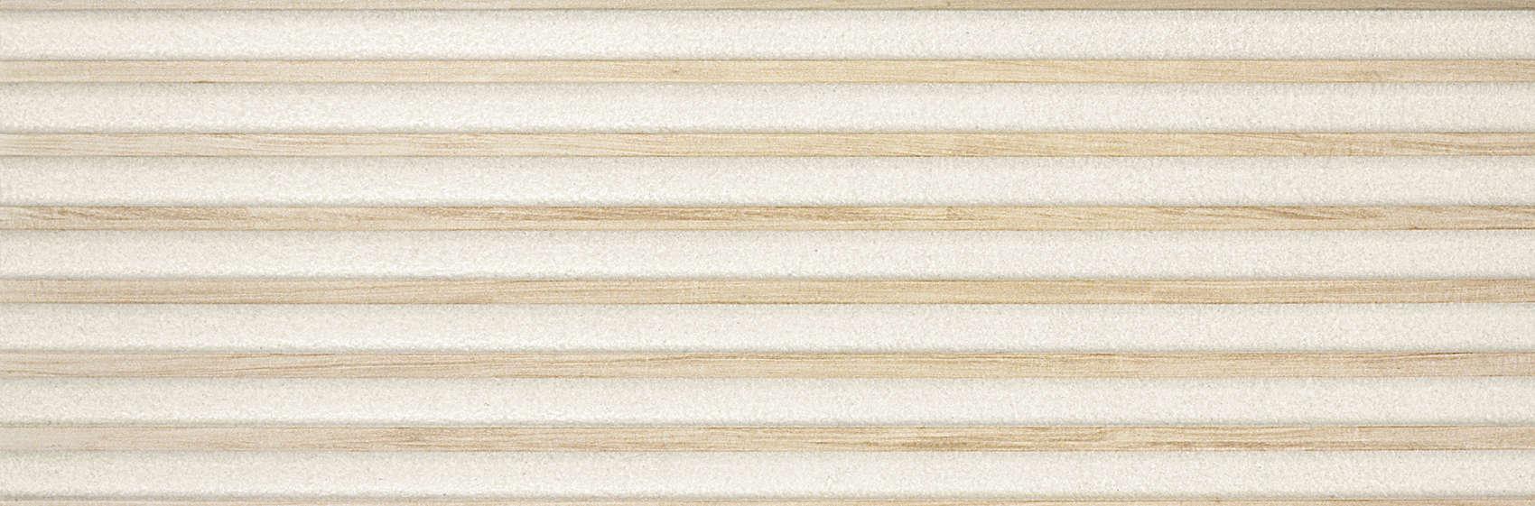 Faianță pentru baie Benadresa Polis Olimpo Bone Decor 333x1000 texturată și mată bej / 4