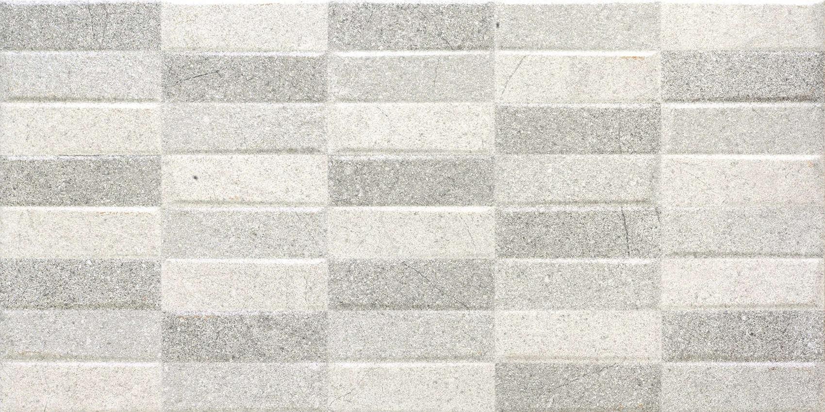 Faianță pentru baie Benadresa Crowne Rotin Perla 316x632 texturată și mată gri / 7