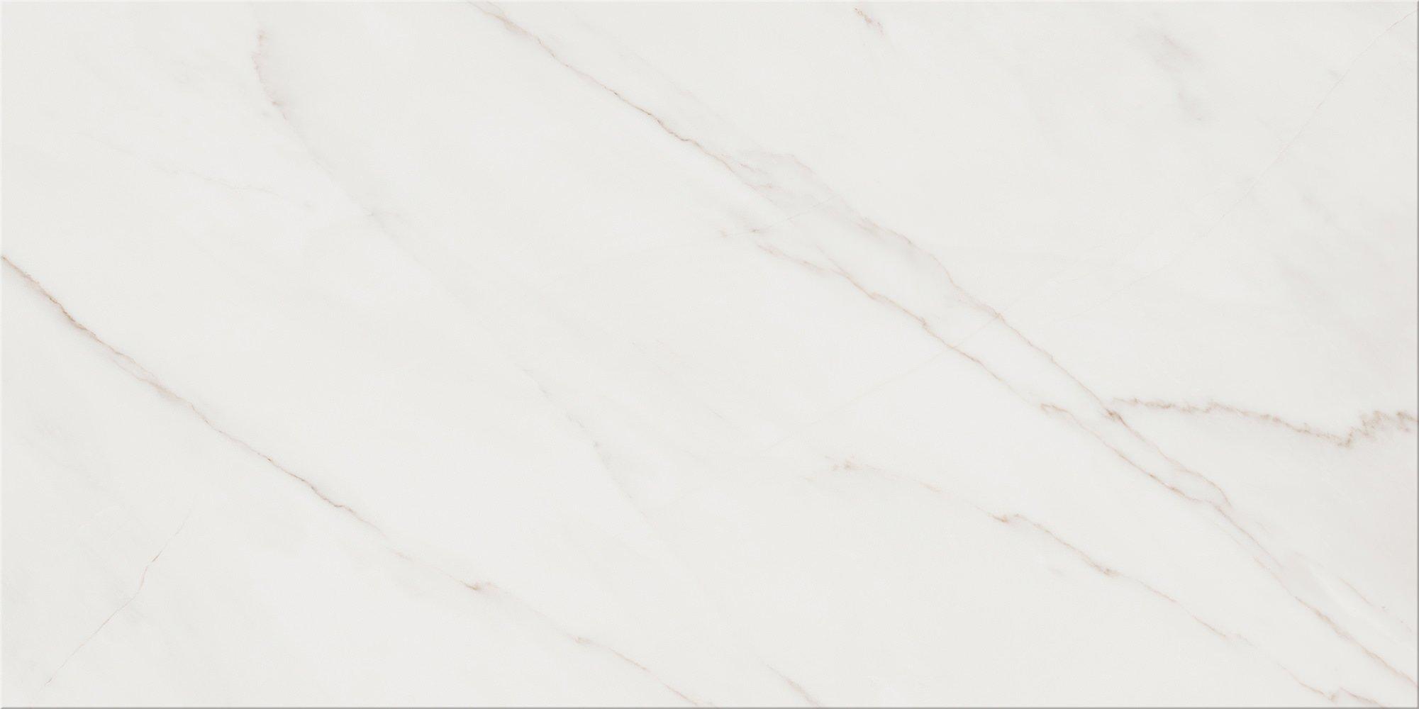 Faianță pentru baie Opoczno Calacatta Calacatta 297x600 lucioasă alb / 7