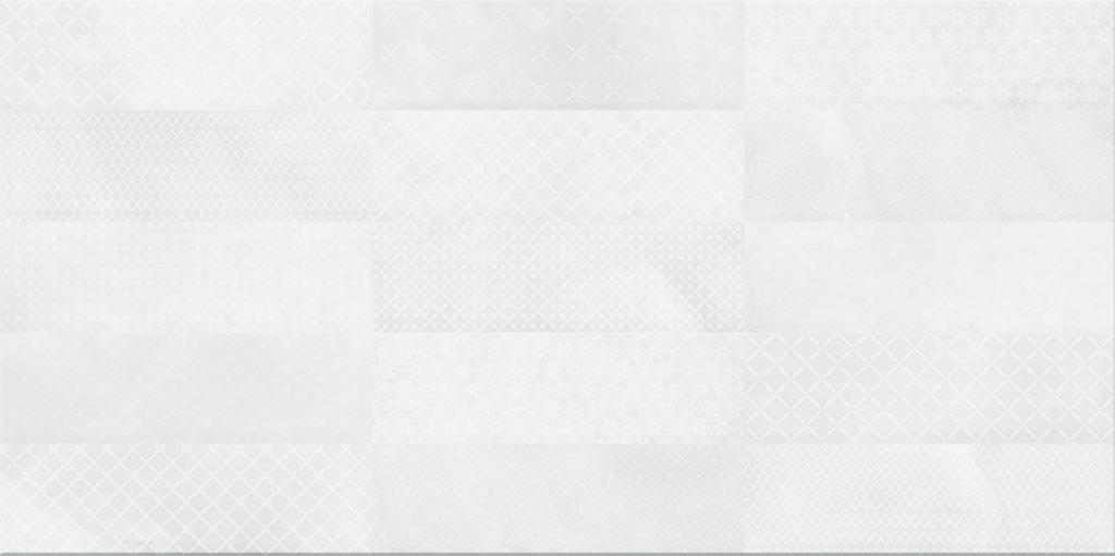 Faianță pentru baie Opoczno Carly Structure 297x600 texturată și lucioasă alb / 7