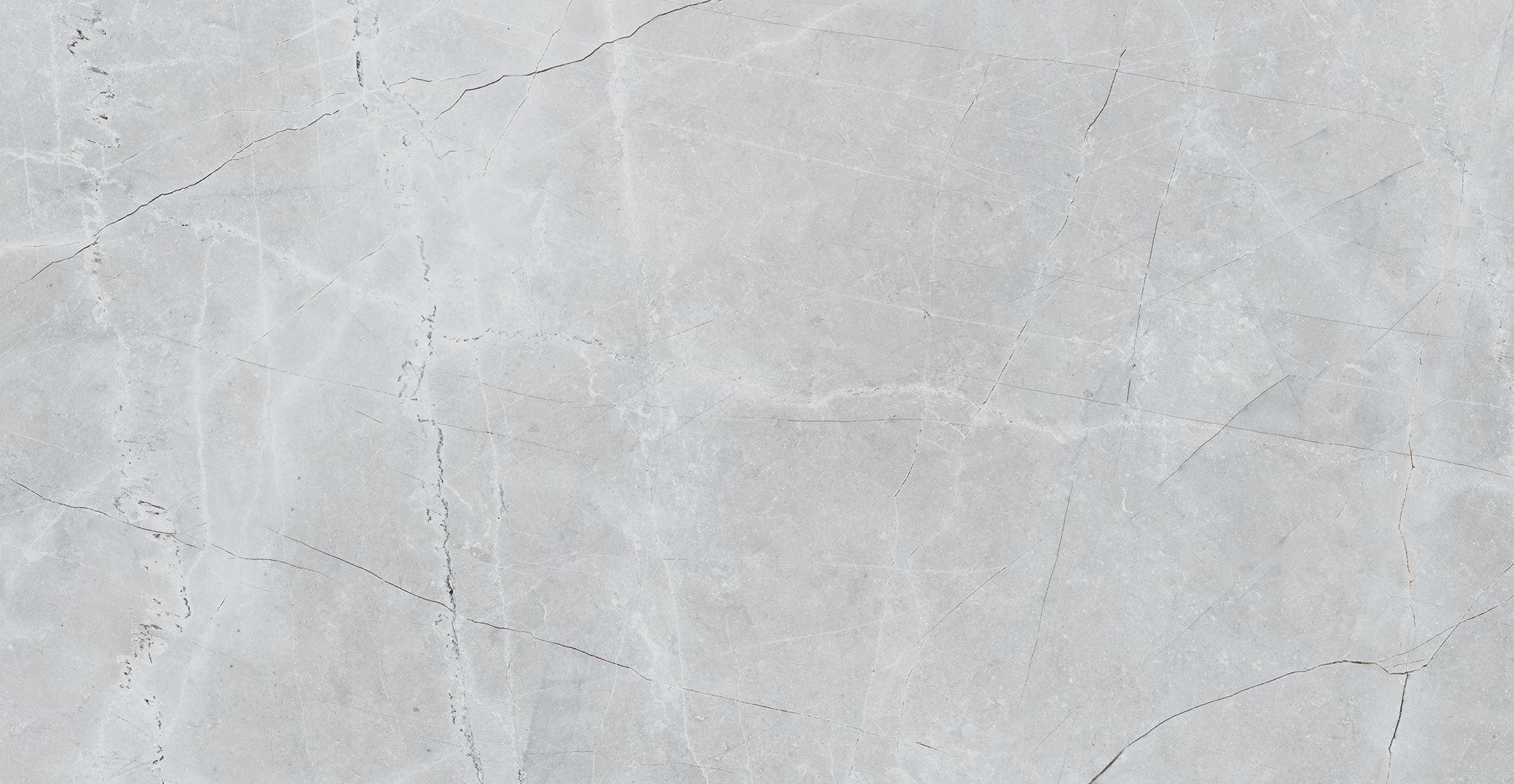Faianță pentru baie Saloni Sonata Ceniza 310x600 lucioasă gri / 5