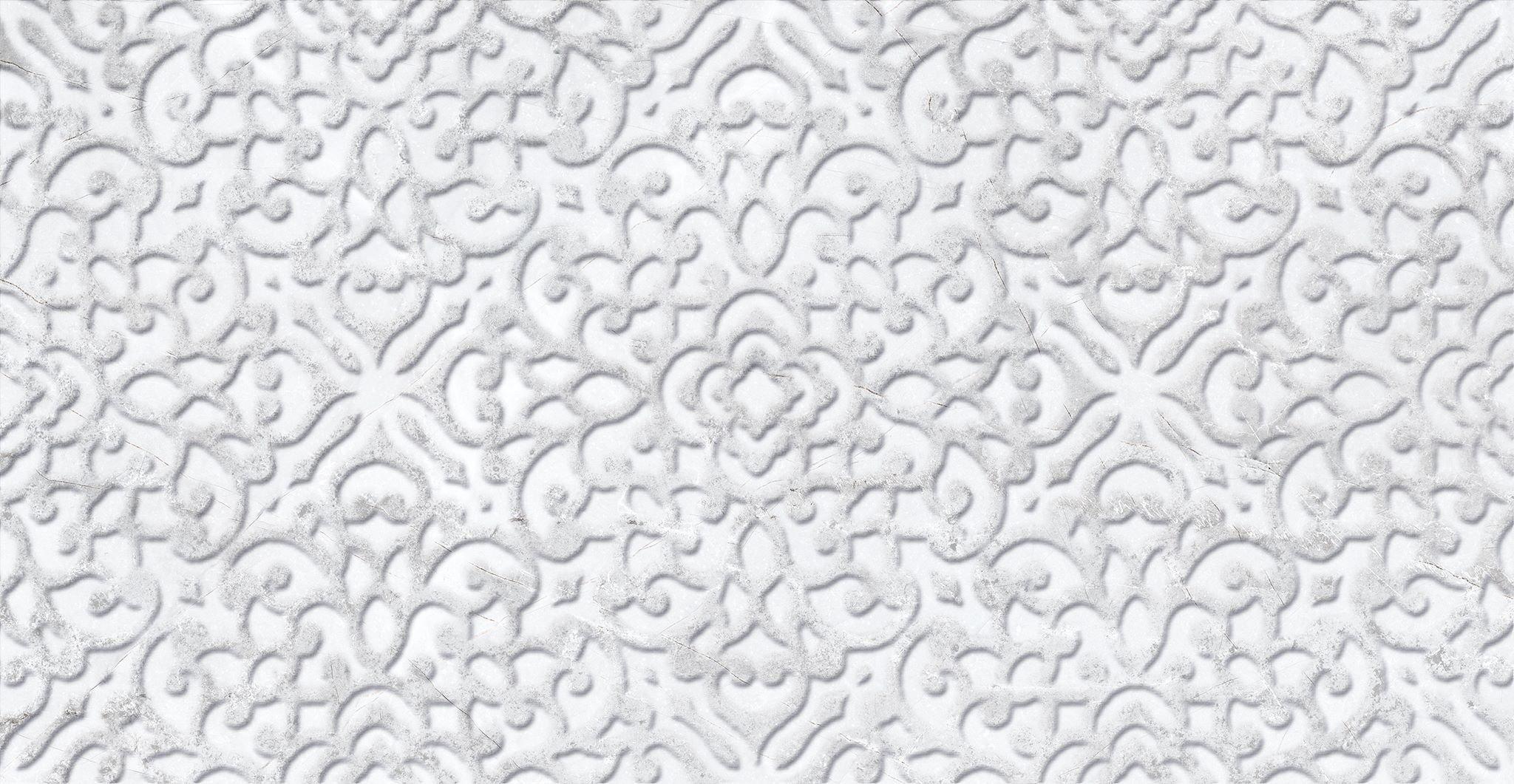 Faianță pentru baie Saloni Sonata Adagio Iris 310x600 texturată și lucioasă gri / 5