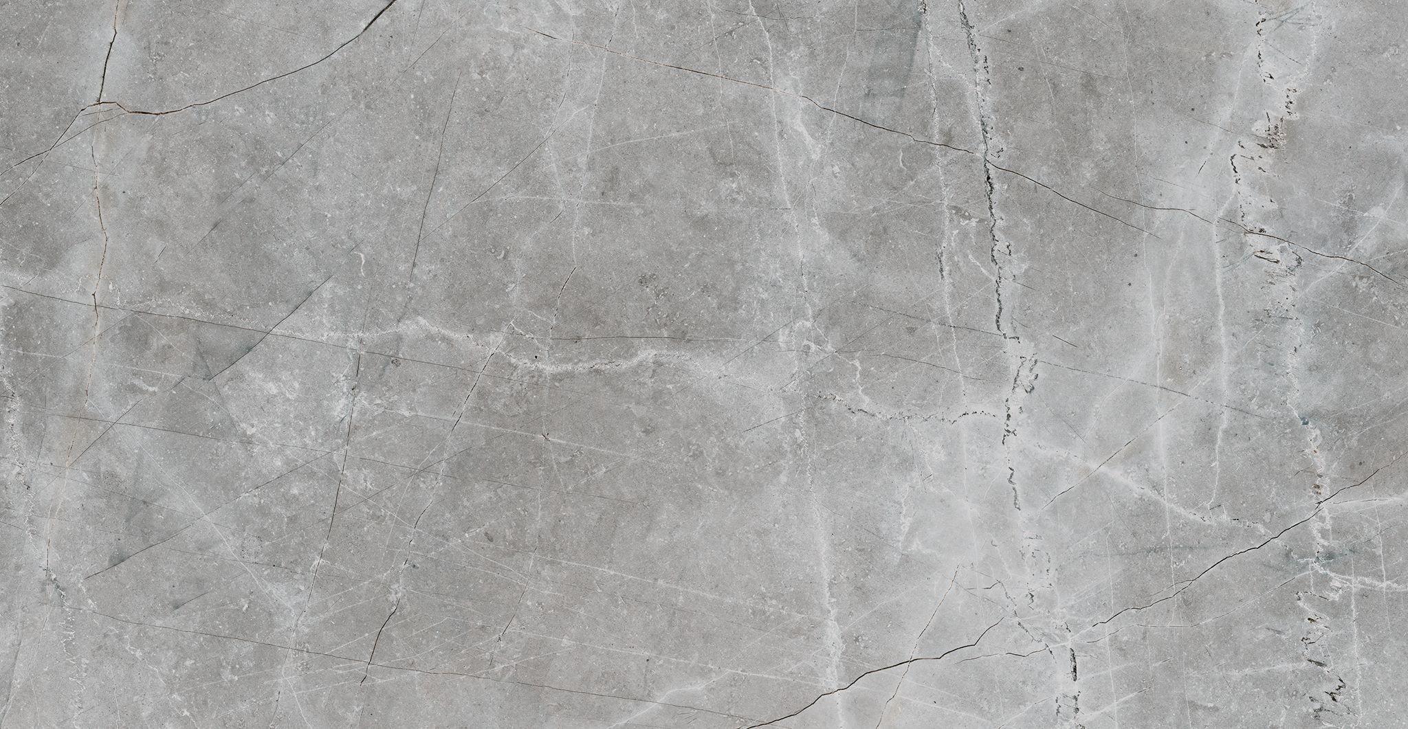 Faianță pentru baie Saloni Sonata Gris 310x600 lucioasă gri / 5