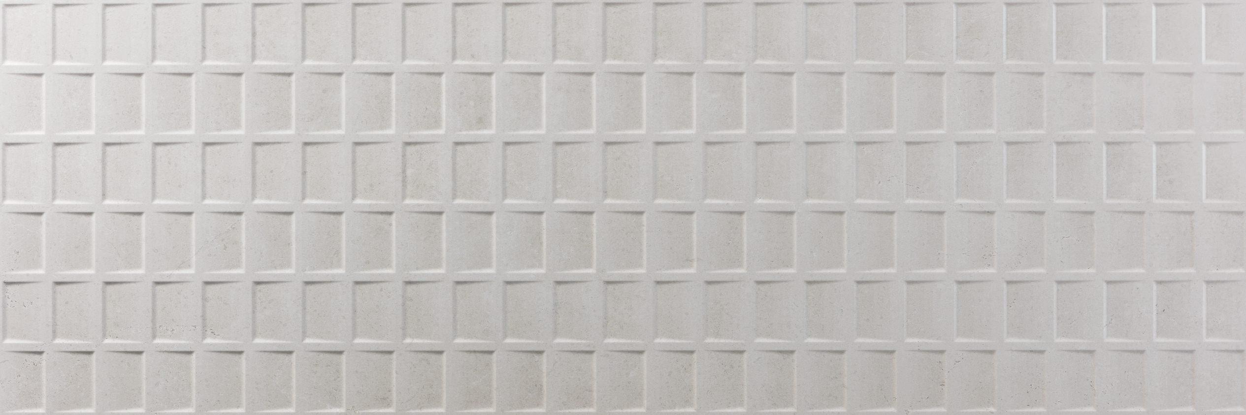 Faianță pentru baie Ecoceramic Flagstone Blanco Decor 400x1200 mată alb / 3
