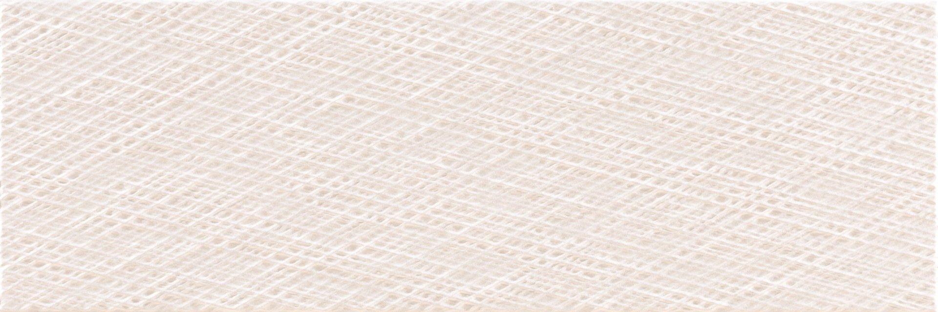 Faianță pentru baie Pamesa Hayden Relief Neutro 200x600 texturată și satin gri / 9