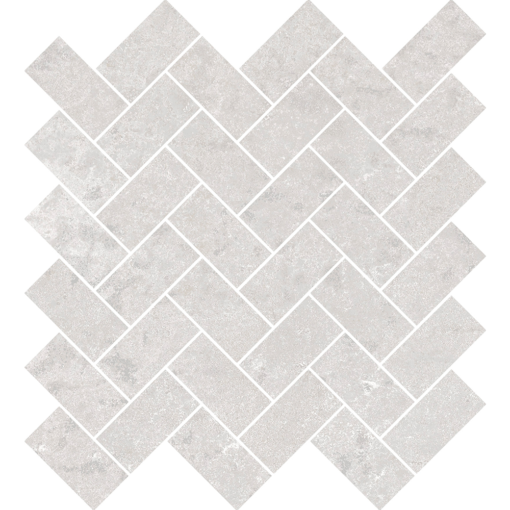 Faianță pentru baie Opoczno Freya Mosaic 297x268 mată gri / 7