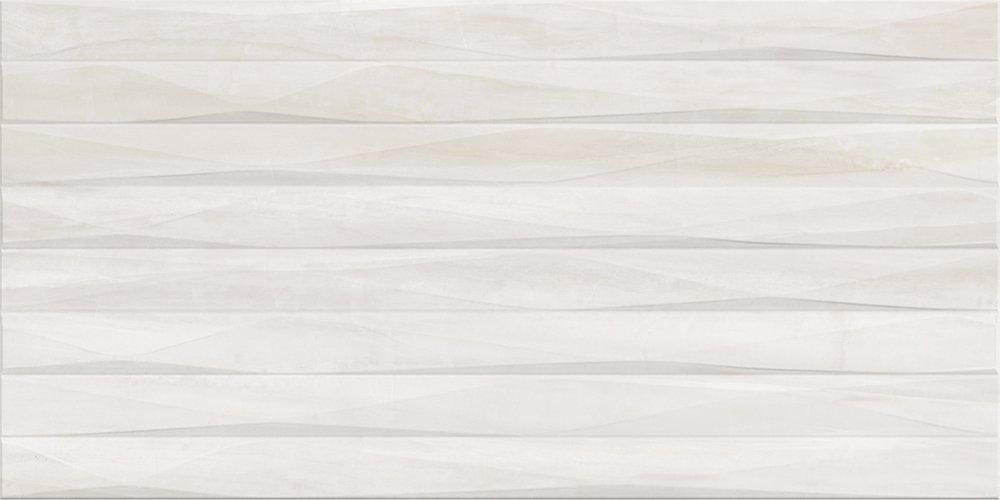 Faianță pentru baie Opoczno Vivienne Light Grey Structure 297x600 texturată și lucioasă gri / 7