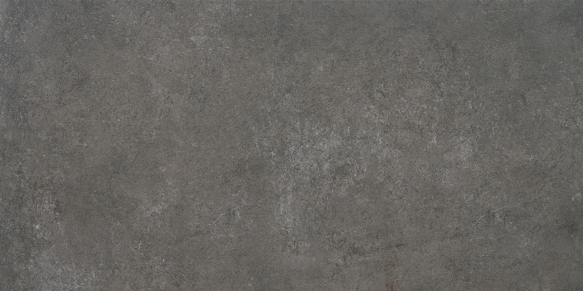 Faianță pentru baie Saloni Quarz Antracite Lappato 600x1200 semi-lustruită negru / 2