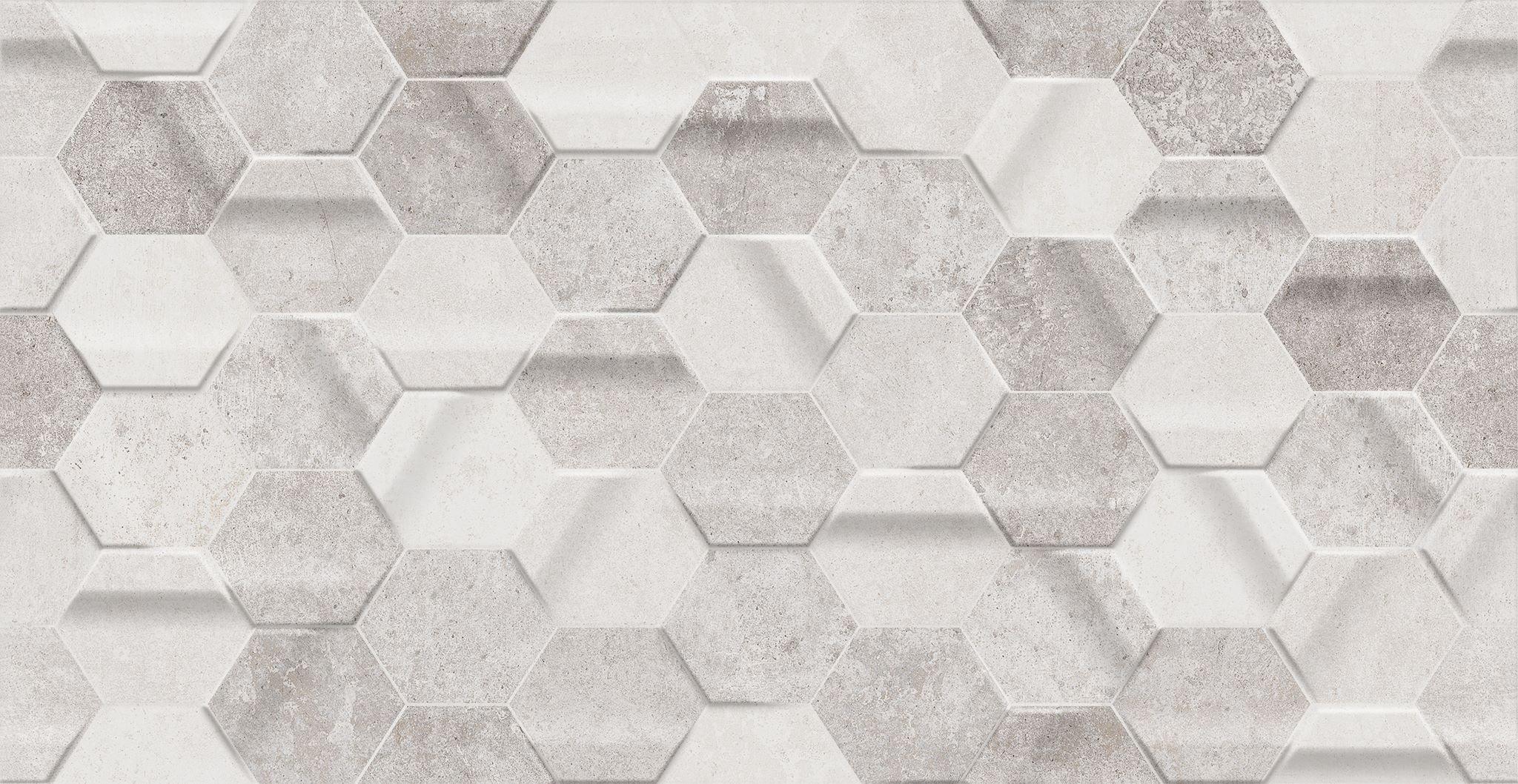 Faianță pentru baie Saloni Transfer Syrma Iris 310x600 texturată și mată mixate / 5