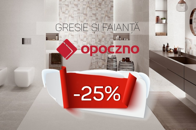 Gresie și faianță Opoczno - 25
