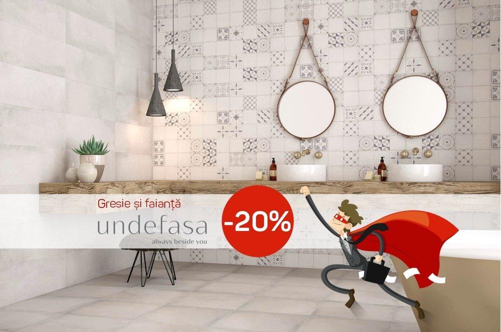 UNDEFASA -20